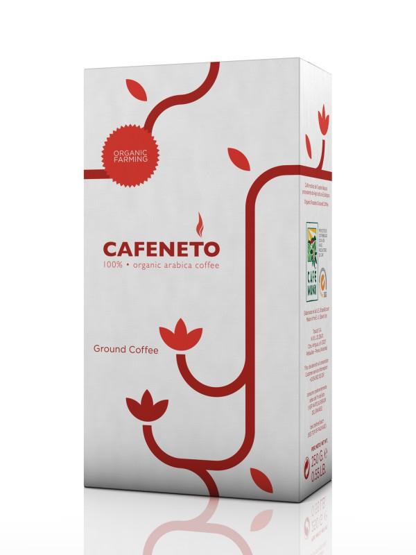 Cafeneto molido