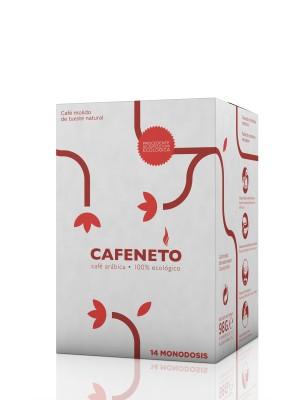 Cafeneto Monodosis Natural