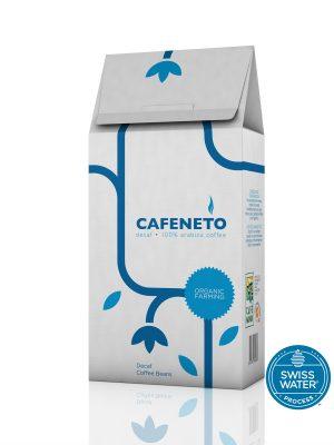 Cafeneto Grano Descafeinado Swiss Water - Café Toscaf 100% Ecológico