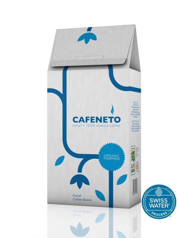 Cafeneto Grano Descafeinado Swiss Water – Café Toscaf 100% Ecológico
