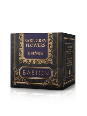 Earl Grey Flowers 15Pirámides