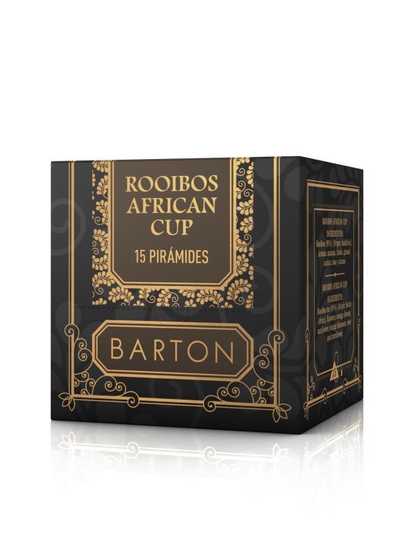 Rooibos African Cup 15 Pirámides