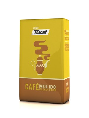 Toscaf Molido Mezcla 250gr