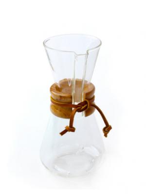 Cafetera Chemex 3 tazas | Cafés Toscaf