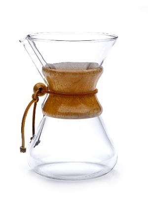 Cafetera Chemex 6 tazas | Cafés Toscaf