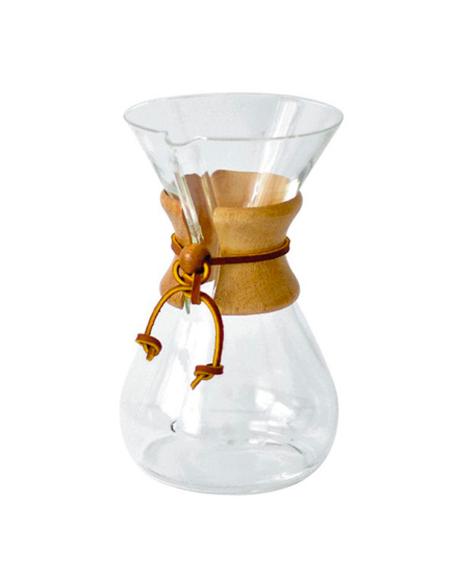 Cafetera Chemex 8 tazas | Cafés Toscaf