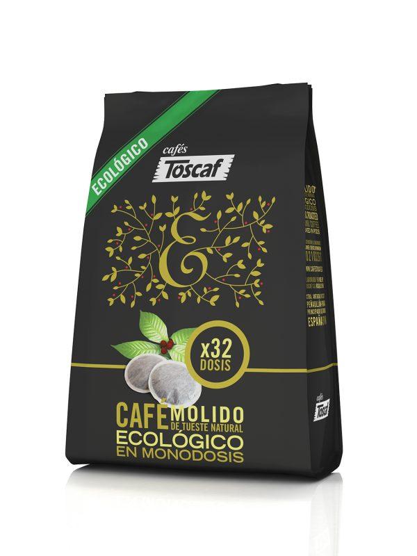 Monodosis Café Ecológico Natural :: Cafés ToscaF Tienda Online