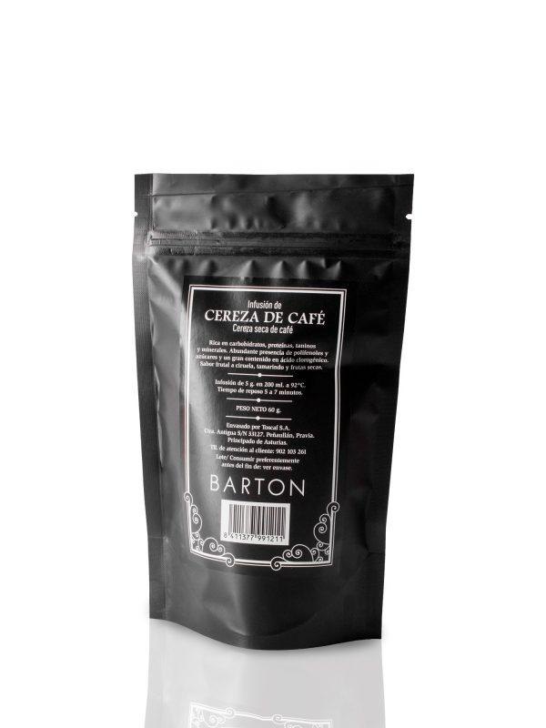 Infusión Cereza de Café :: Infusiones BARTON de Cafés Toscaf