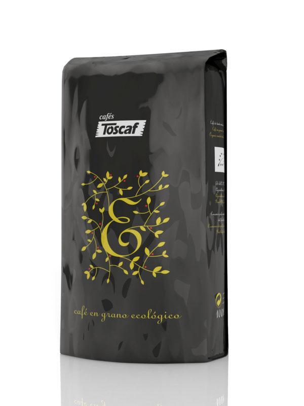 TOSCAF Ecológico Grano Natural :: Cafés Toscaf Tienda Online