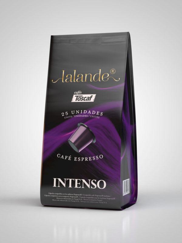 Lalande Intenso 25 unds – Cafés Toscaf | Sírvete de Pasión