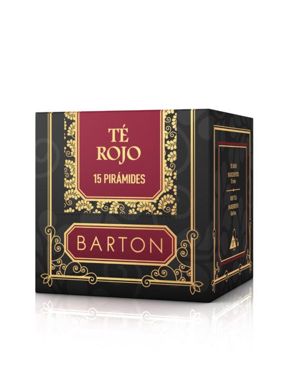 Té Rojo Pirámides :: Infusiones Barton de Cafés Toscaf