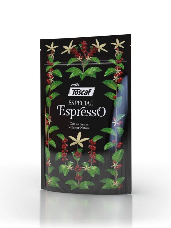 TOSCAF Grano Natural Especial Espresso