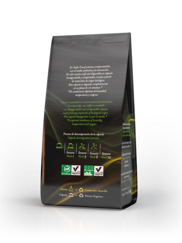 Lalande Cápsulas Compostables ExtraFuerte :: Cafés Toscaf Online