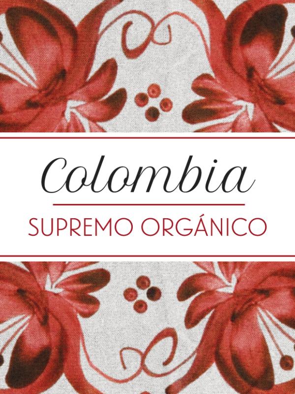 Toscaf Colombia Supremo Orgánico
