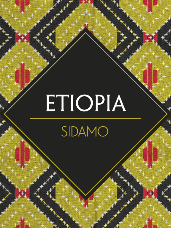 Toscaf Etiopía Sidamo