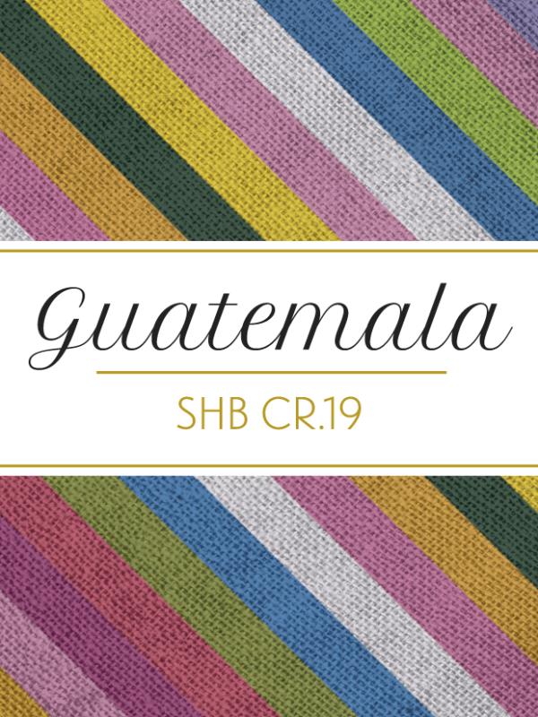 Toscaf Guatemala SHB CR19