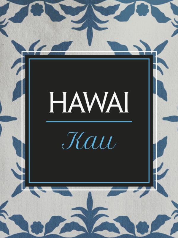 Toscaf Hawai Kau