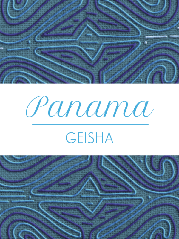 Toscaf Panamá Geisha
