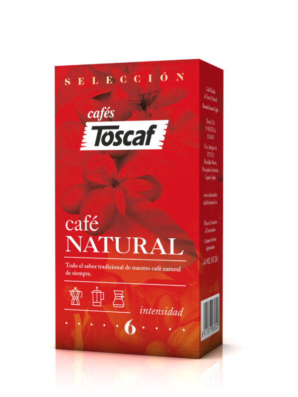 Toscaf Selección Molido Natural