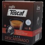Cápsulas Café Descafeinado DG