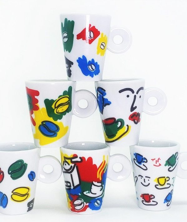 Conjunto tazas Espresso
