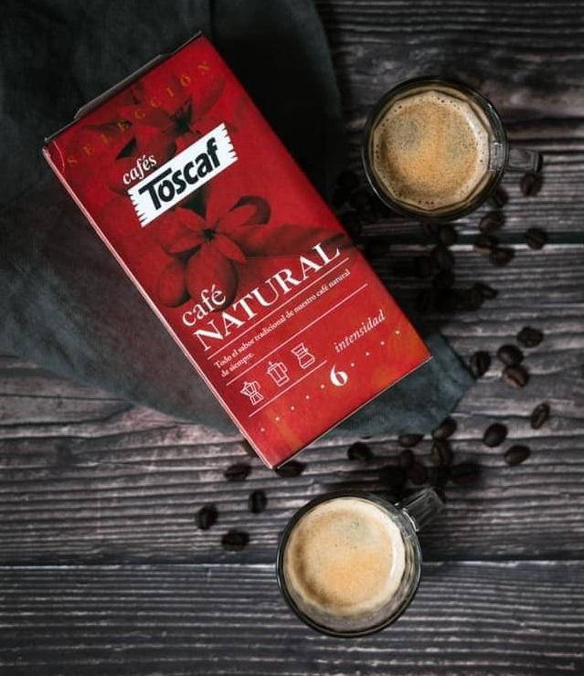 Café Toscaf Molido Natural 250g