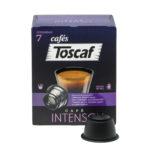 Cápsulas Café Intenso 16u :: Cafés Toscaf