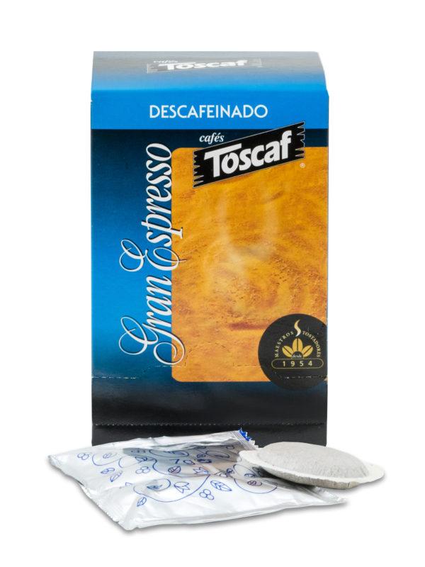 Monodosis E.S.E. Gran Espresso Descafeindo