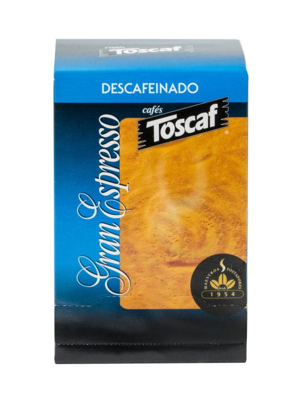 Monodosis E.S.E. Gran Espresso Descafeindo F